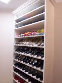 shoe shelving ideas custom shoe storage jacksonville