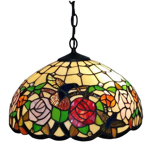 amora lighting tiffany l amora lighting tiffany style 2 light hummingbirds floral