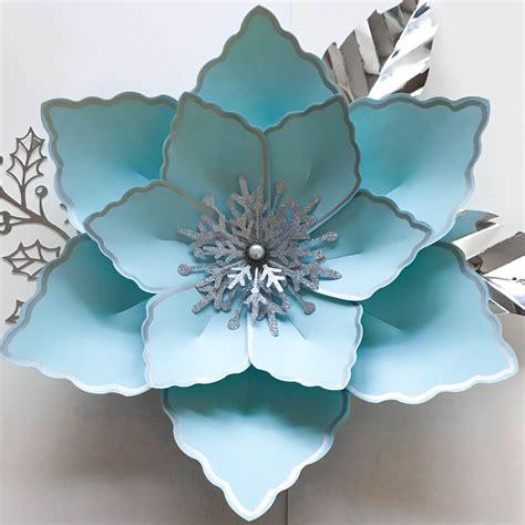 12 petal flower template paper flowers svg dxf png petal 12 paper flower templates