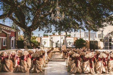 5 Amazing Wedding Venues in Corpus Christi, Texas   Lone