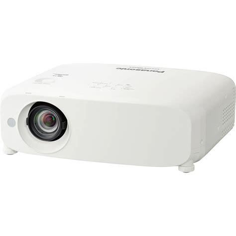 Proyektor Panasonic panasonic pt vw530u wxga lcd projector pt vw530u b h photo
