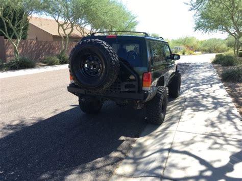 98 Jeep Bumper 1j4fj67s9wl224693 98 Jeep Xj 2 Door 4x4 Lift