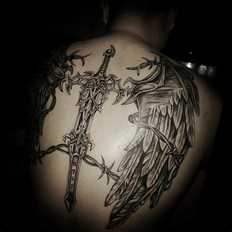 sword tattoos for men 28 sword designs ideas design trends premium