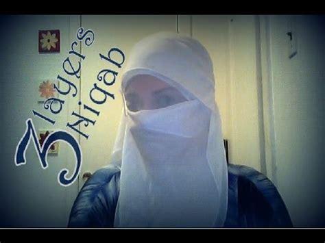 tutorial niqab yemen 2 layer marie chantal labelle fait l exp 233 rience de la burqa au