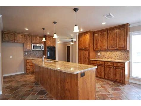 knotty pine cabinets granite counter top traditional 52 best kitchen images on pinterest home ideas