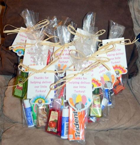 Earth Baby Pregnancy Gift Bag by Diy Gift Bags For The Labor And Delivery Staff 11