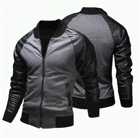 Jaket Kulit Pria Model Terbaru jaket pria model jaket kulit pria terbaru jaket pria