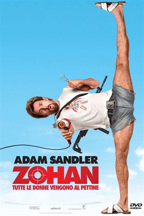 film gratis zohan zohan tutte le donne vengono al pettine streaming ita