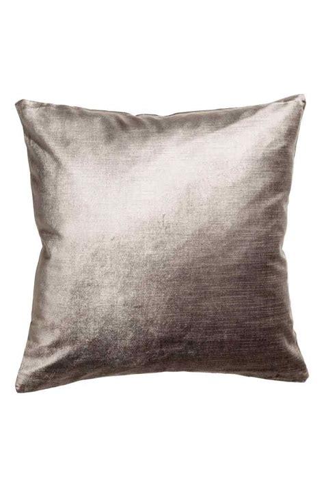 velvet cushion cover   glam pillows velvet