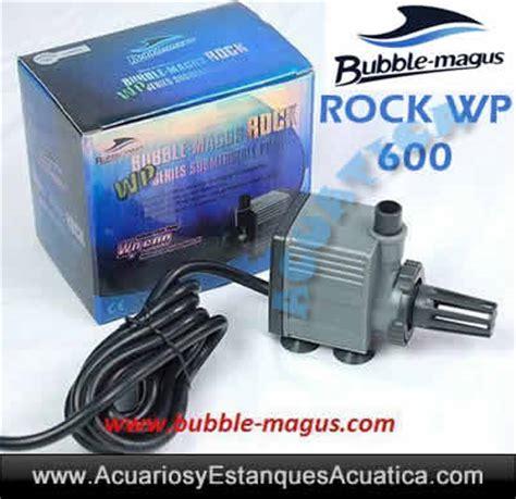 Magus Wp 6000 bm bomba de agua wp 600 rock sump acuario magus marino