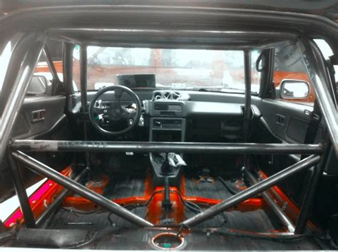 jegs roll cage honda tech