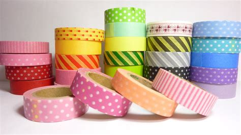 washing tape buy 1 roll only washi tape grab bag surprise by shekphoebe