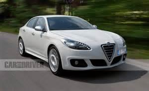 Alfa Romeo Sedans 2017 Alfa Romeo Giorgio Sedan 25 Cars Worth Waiting For