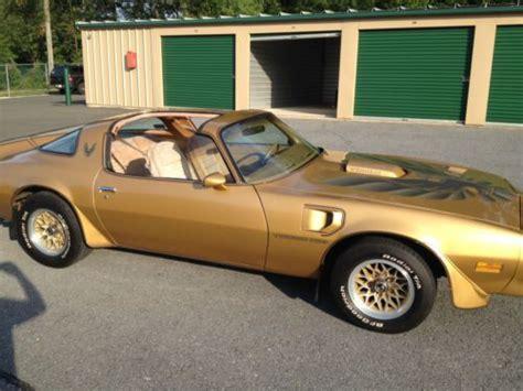 pontiac 400 rebuild sell new 1978 pontiac firebird trans am w freshly