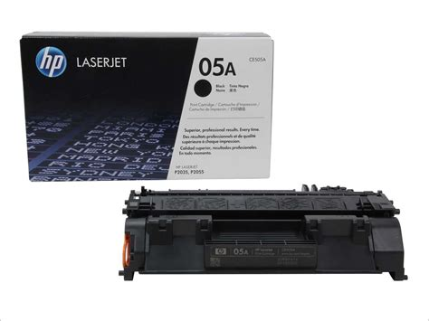 Toner Printer Hp 05 A Original hp 05a black original laserjet tone end 5 13 2016 12 15 pm
