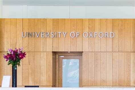 Oxford Said Business School Mba by Beasiswa Mba Said Business School Di Of Oxford