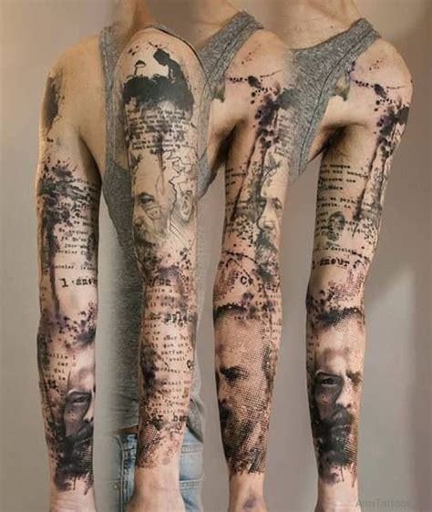 map tattoo sleeve 53 attractive map tattoos for arm