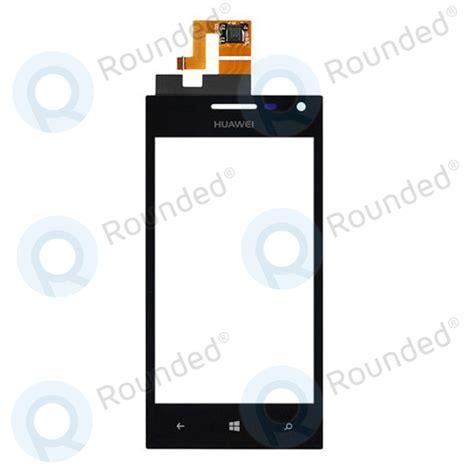 Touchscreen Huawei W1 By Oneparts huawei ascend w1 touch screen black