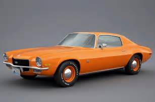 1970 chevrolet camaro ss classic cars today