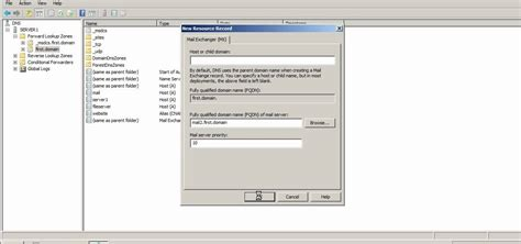Perl Dns Lookup How To Create Dns Records In Windows Server 2003 And 2008 171 Computer Networking