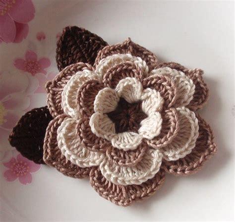 imagenes de flores tejidas a gancho flores a crochet modelos