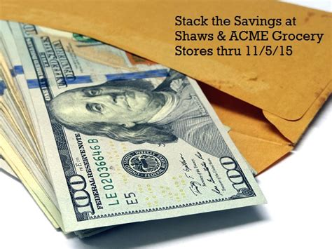 Gift Cards At Shaws - shop shaws and acme grocery stores for double dip savings thru 11 5 giveaway