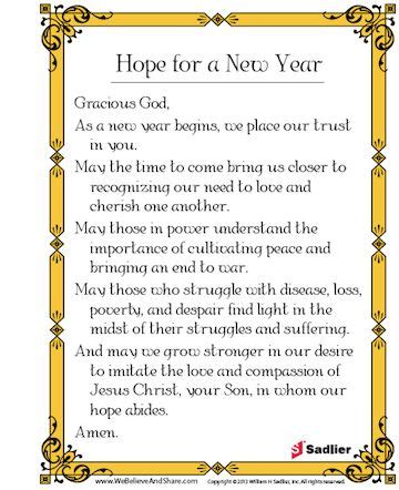 best prayers for welcoming a new year 8 best prayers images on prayer prayers and be grateful