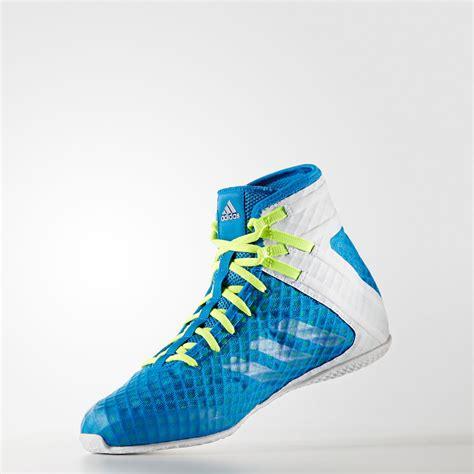 Adidas Mens 1 adidas speedex 16 1 mens е boxing shoes sports trainers ebay