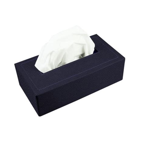 tissue holder leather tissue box cover