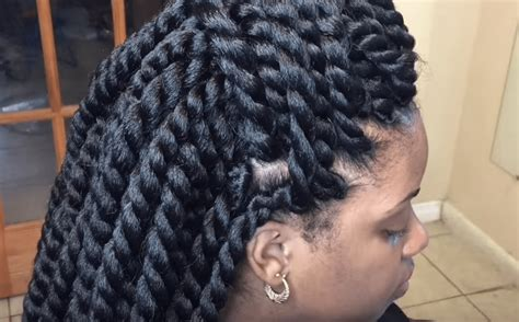 hair styles for cuban twists trending 30 minute crochet havana mambo twists black