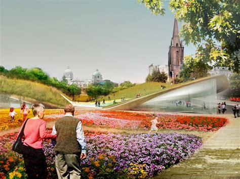 Landscape Architecture Olin Diller Scofidio Renfro With Keppie Design Olin Win
