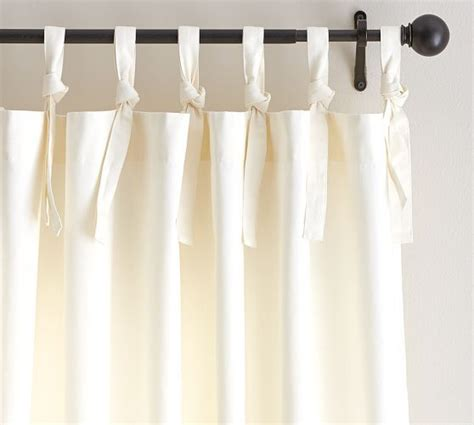 tie up curtains pottery barn pinterest the world s catalog of ideas