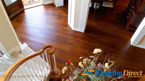 Installing Real Hardwood Floors All Installation Pictures Are Real Flooring Customers Flooring Direct