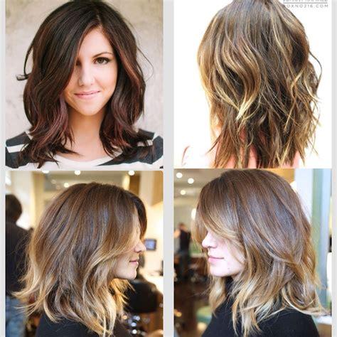 face frame highlight styles summer hair dark auburn with orange coppery balayage face