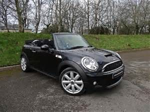 Used Mini Cooper Convertible Used Mini Cooper S Convertible For Sale What Car Ref