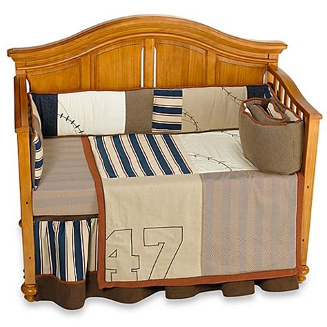 Cocalo Couture Crib Bedding Cocalo Couture Cooperstown 4 Crib Bedding Set Buybuy Baby