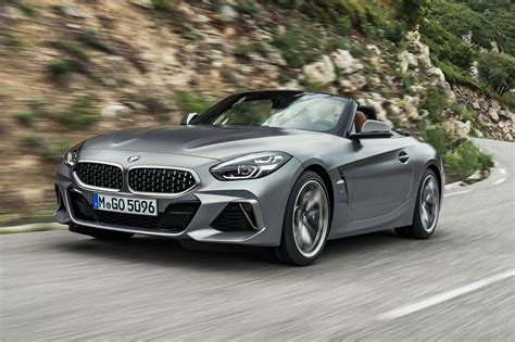 new bmw 2018 z4 new 2018 bmw z4 range revealed in evo