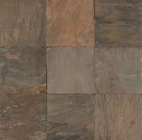 Autumn Gold   Los Angeles Slate Flooring Tile 16x16