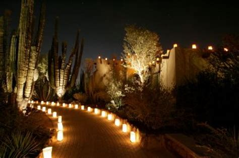 Desert Botanical Garden Luminaries S Shopping Engine Shop Save Sell And The Place For Handmade Boutique And Used Baby