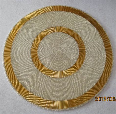 Get Cheap Gold Placemats Aliexpress by Get Cheap Gold Beaded Placemats Aliexpress