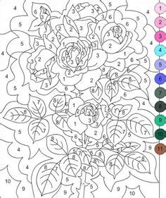 paint by numbers template paint by numbers free printables for adults