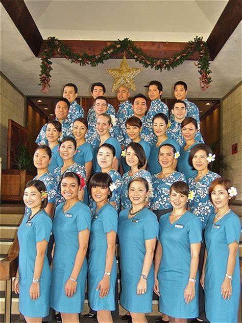 Flight Attendant Hawaii by Lokahi Class Graduating Flight Attendants Flickr Photo