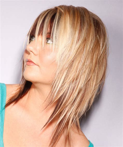 hairstyle razor cuts in columbus georgia medium straight alternative hairstyle medium blonde