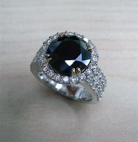 black rings for pictures fashion gallery