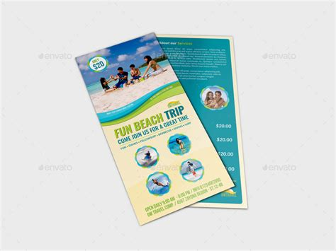 dl size flyer template tour and travel dl size flyer template by owpictures graphicriver