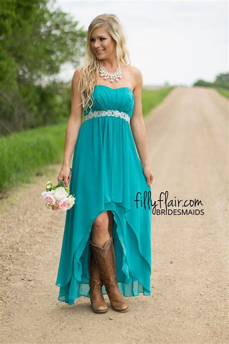 White Demin Wedding Dresses by 25 Best Ideas About Teal Wedding Dresses On