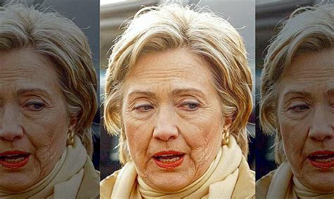 how old is hillary clinton 9 photos prove hillary is a tired old woman who should never be president trump land aka obama