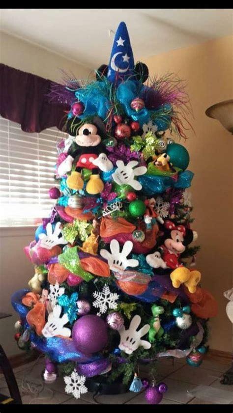 alternative christmas tree mickey mouse christmas tree