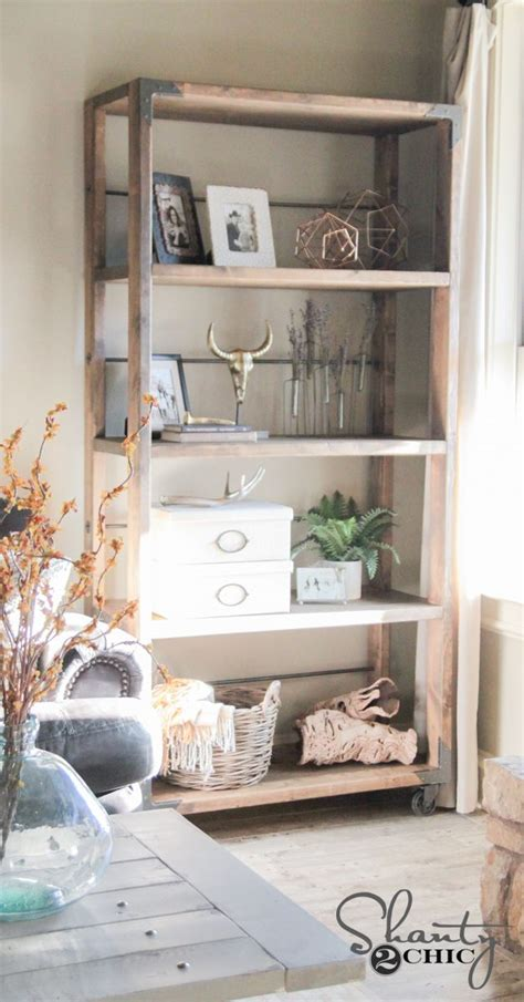 diy ladder bookcase best 25 diy bookcases ideas on ladder