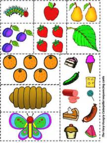 graphing the very hungry caterpillar sas